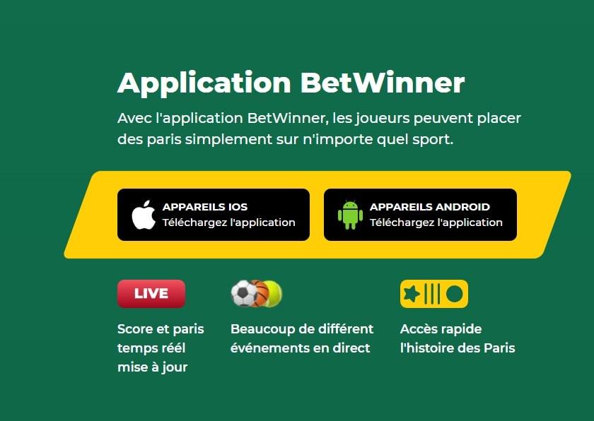 app betwinner